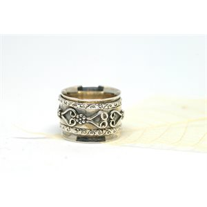 Spinner meditation ring - Mystical