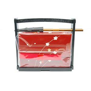 Bento - Red Sakura 600 ml