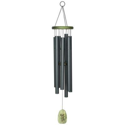 Carillon noir / vert