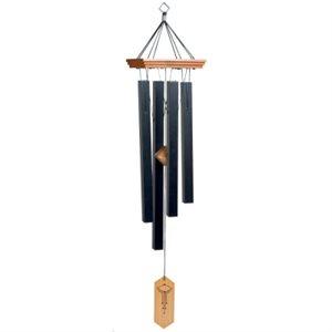 Carillon artisanal noir / med.