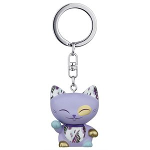 Mani The Lucky Cat - Porte-clés - MLCK032