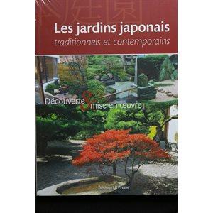 Les jardins japonais trad. et contemporains