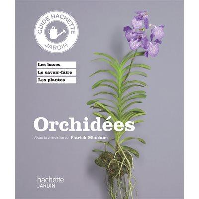 Orchidées - Hachette