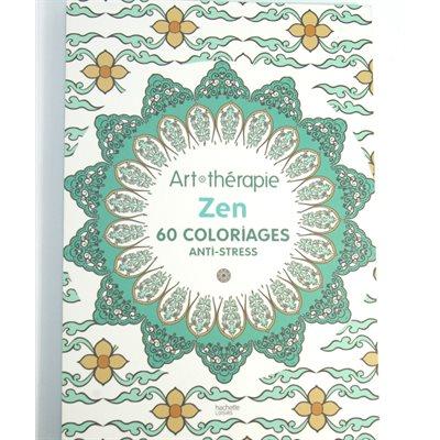 Coloriage créatif - Zen