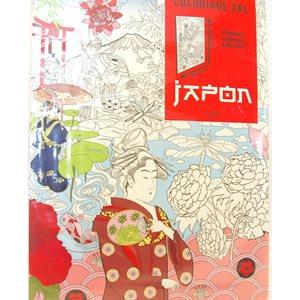 Coloriage créatif - Japon XXL