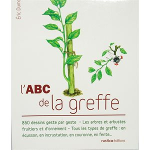 ABC de la greffe - Rustica