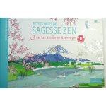 Petits mots de sagesse zen - 18 cartes