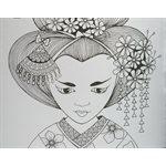 Coloriage créatif - Mon cahier de sérénité
