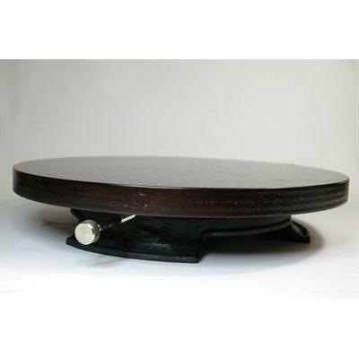 Turntable cast iron 33 cm