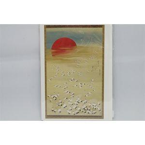 "Card - Zaisei ""Thousand Storks"""