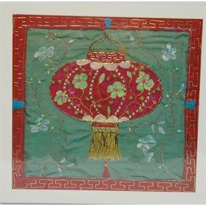 "Card - Brigett Hill ""Chinese Lantern"""