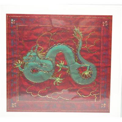"Carte - Brigett Hill ""Dragon Chinois"""