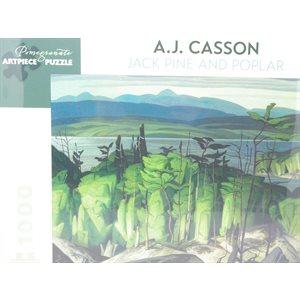 PUZ Casson - Jack Pine & Poplar - 1000 mcx