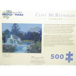 PUZ McReynolds - Garden Fountain - 500 pcs