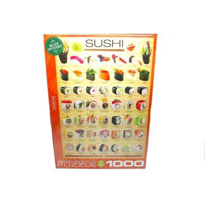 PUZ Sushi - 1000 mcx