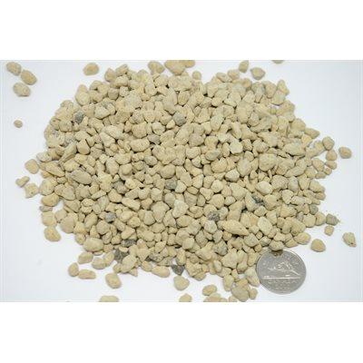 White pumice 3-6 mm - 18 liters