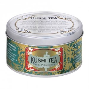 Kusmi - St-Petersbourg Vert - 25 gr