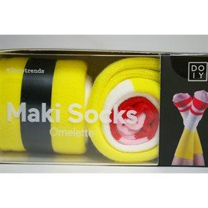 Maki Socks - Omelette
